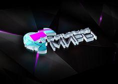 """Логотип """"Виртуальные миры"""""""