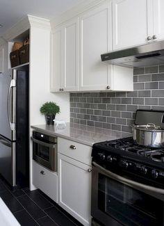 Modern Kitchen Cabinets - CLICK PIC for Many Kitchen Ideas. 98789798 #cabinets #kitchenorganization