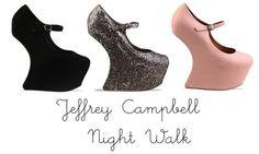 Jeffery Campbell Night Walk