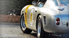 vintage race car photo