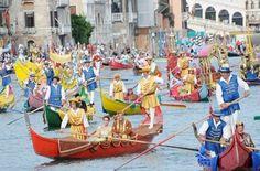 Regatta Storica, Venice, Italy (first weekend september)