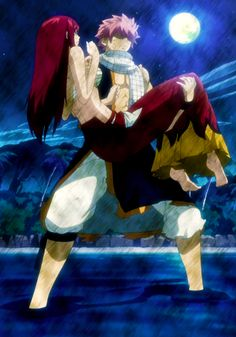 """""""We are the same... It's the same for all of us... Don't you ever do a thing like that again... never!"""" ~Natsu Dragneel to Erza Scarlet"""