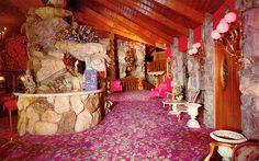 Madonna Inn lobby - San Lluis Obispo, CA by it's better than bad, via Flickr