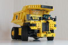 LEGO Ideas - Lego CAT Mining Truck 797F Motorized