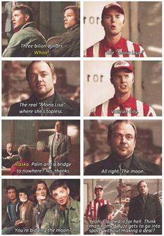 Gotta love Crowley.