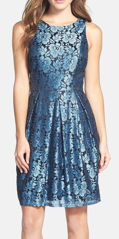 Eliza J | Lace Sheath Dress