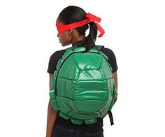 You cant become a Teenage Mutant Ninja Turtle, but you can dress up like one on a daily basis.Get a Turtle Shell Backpack to store all of your junk and you can be the coolest turtle on campus.