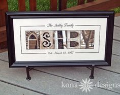 ALPHABET LETTER PHOTOGRAPHY  Personalized by AlphabetArtPhotos