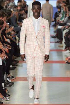 RICHARD JAMES FW15 Mens Fashion Week