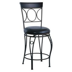 "Circles Back 29.9"" Barstool"