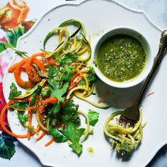 Healthy Recipe: Sakara Life's Superfood Pesto
