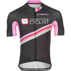 Capo Rosa Speed Jersey Black/Pink