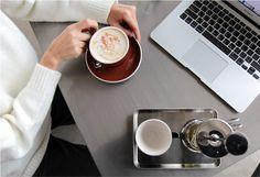 Caffinated Blogging