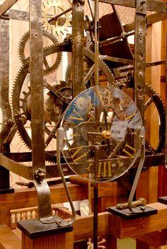 Museo comunale orologio da torre #marcafermana #massafermana #fermo #marche