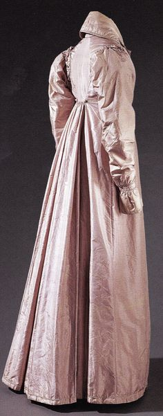 """1805-1810 Queen Louise"" Morning dress of Queen Louise of Prussia, 1806-1810 