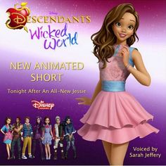 Images of Audrey from Descendants. Descendants Wicked World, Disney Descendants, The Night Is Young, Sarah Jeffery, Guy Talk, Disney Wiki, Princess Theme, Team Pictures