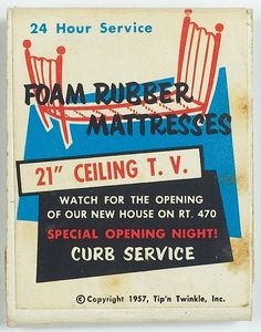 foam rubber mattresses