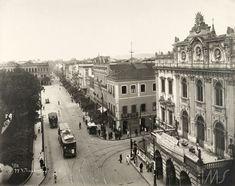 AAugusto Malta. Praça Tiradentes, c. 1920. Centro, Rio de Janeiro / Acervo IMS    ugusto Malta | Brasiliana Fotográfica