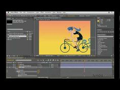 Using the Puppet tool from lynda.com: After Effects CS5 Essential Training