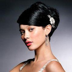 Wedding Spanish Hairstyles