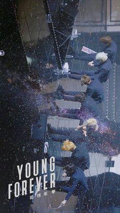 This photo looks beautiful BTS
