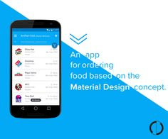 Material Design Concept on Behance