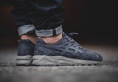 Can someone please find these for me they are called tonal suede asics gel kayano trainer concrete grey