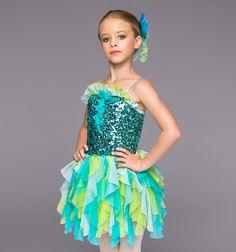 Theatricals Costumes Under the Sea Child Camisole Dress