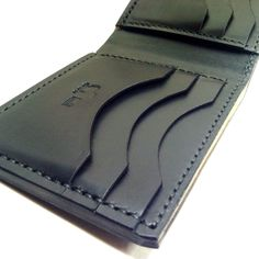 USA leather wallet