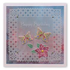 Tinas+3d+Flowers+and+Butterflies+-Telford+1.jpg (900×900)
