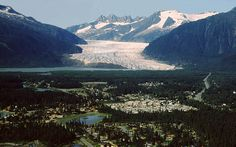 Been here.....Juno, Alaska and got really close to the Mendenhall glacier. stuck our hands in the melt from it. VERY COLD!