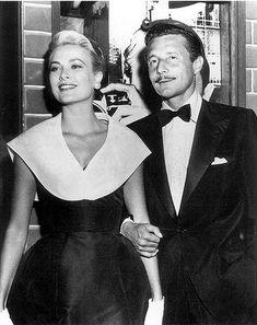 Grace Kelly With Oleg Cassini