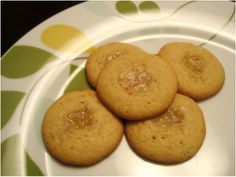 A second idea for the Chiquita banana recipe contest: Sunshine Cookies.  Orange zest-banana cookie filled with jammed banana
