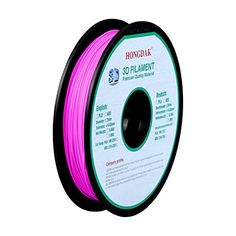 HONGDAK, 3D PLA Printing, 3D Printer Filament, Dimensional Accuracy +/- 0.03 mm, 0.5KG Spool, 1.75 mm, Purple, PLA-500g-1.75mm-PURPLE - http://www.real3dprinter.com/3d-printing-materials/hongdak-3d-pla-printing-3d-printer-filament-dimensional-accuracy-0-03-mm-0-5kg-spool-1-75-mm-purple-pla-500g-1-75mm-purple/?utm_source=PN&utm_medium=Pinterest+3d+printers&utm_campaign=SNAP%2Bfrom%2BThe+3D+Printing+Website  #0.03, #0.5KG, #1.75, #Accuracy, #Dimensional, #Filament, #HONGDAK,