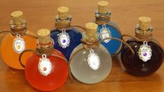 Diablo 3 Skittle Vodka Potions   24 Geeky Desserts Inspired By Video Games