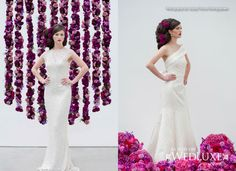 Fashion Feature: The Avant Garden | WedLuxe Magazine