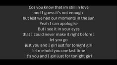 Olly Murs - Just for Tonight