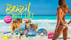 Brazil Butt Lift seriously my most favorite workout and it REALLY works!