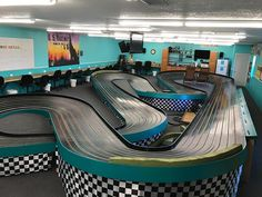 The Old Weird Herald - slot car racing news, tips, & info - for grownups who still play with toy cars! Slot Car Racing, Slot Car Tracks, Slot Cars, Circuit, Old Things, Texas, King, Models, Design