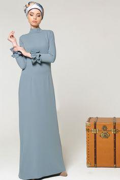 Milda Store Mavi Fırfırlı Elbise 219.90 TL  http://alisveris.yesiltopuklar.com/milda-store-mavi-firfirli-elbise.html