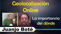 Video-entrevista de Juanjo Boté a Gérson Beltrán por su libro Geolocalización online. La importancia del dónde Videos, Youtube, Pocket Books, Interview, Video Clip