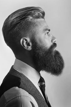 Coiffure de Guillaume Fort, gagnant France 2015 du concours American Crew All Star Challenge. Photo : D.R.