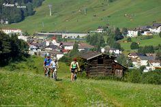 Mountainbiketour in St. Anton am Arlberg | Tirol | Austria St Anton, Golf Courses, Dolores Park, Sports, Summer, Fun, Travel, Hs Sports, Summer Time