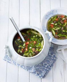 Rezept: Tafelspitzsuppe