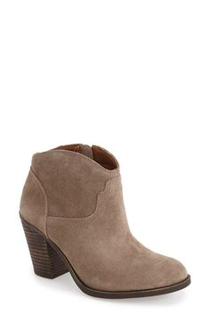 Lucky Brand 'Eller' Bootie (Women) available at #Nordstrom