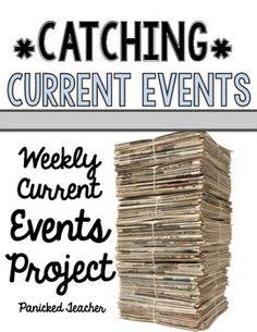 Current Events Freebie!