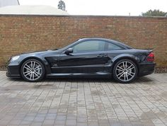 2010 Mercedes SL65 AMG Black Series for sale | Obsidian Black