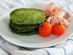 spenatove_livance Dishes, Vegetables, Cooking, Breakfast, Ethnic Recipes, Food, Workout, Fitness, Kitchen