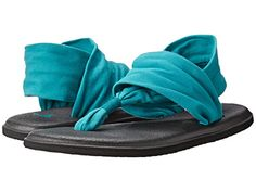 Back for a second time, it's the ever comfy, ever stylish Yoga Sling 2 Sandal from Sanuk. A sandal that's a flexible as you—win! New lightweight, two-way stretch knit upper with sling comfort construction. Sealed edge footbed made from real yoga mats. $36. Free shipping. Buy here. Related posts: No related posts.