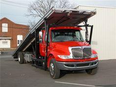 2006 International 4600 4 Car Carrier For Your Truck Pinterest